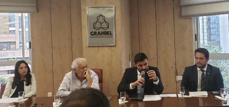 Secretário de Governo e Secretário-Adjunto de Desenvolvimento Econômico fazem reunião de alinhamento com Agência RMBH e Granbel