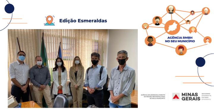 "Programa ""Agência no Seu Município"" visita Esmeraldas"